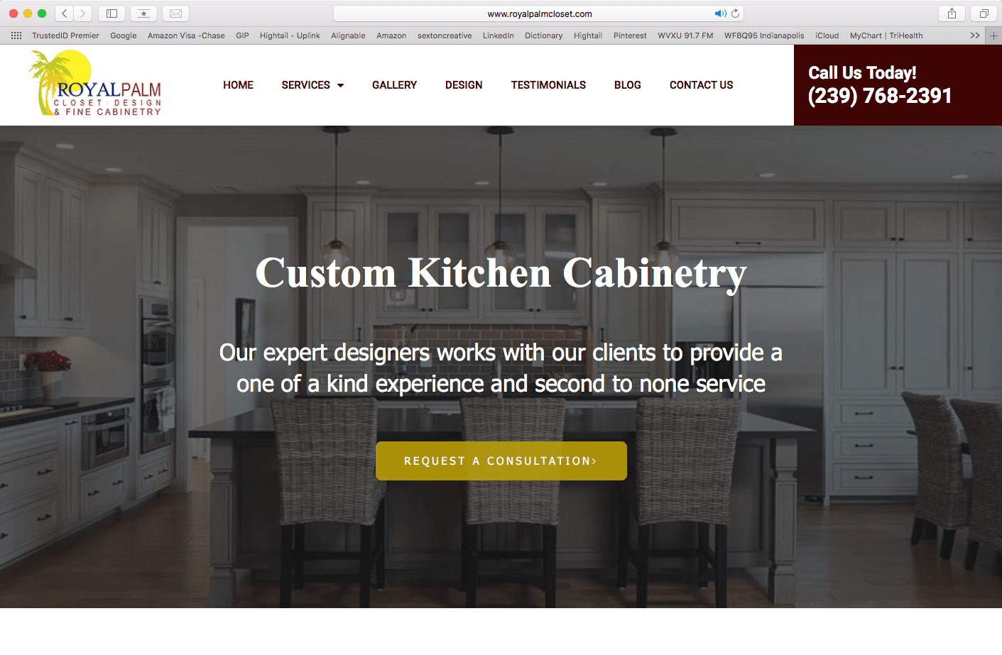 Web Design for Home Builders or Home Remodelers
